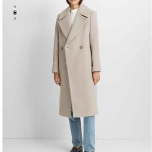 NWT) Club monaco daylina wool coat